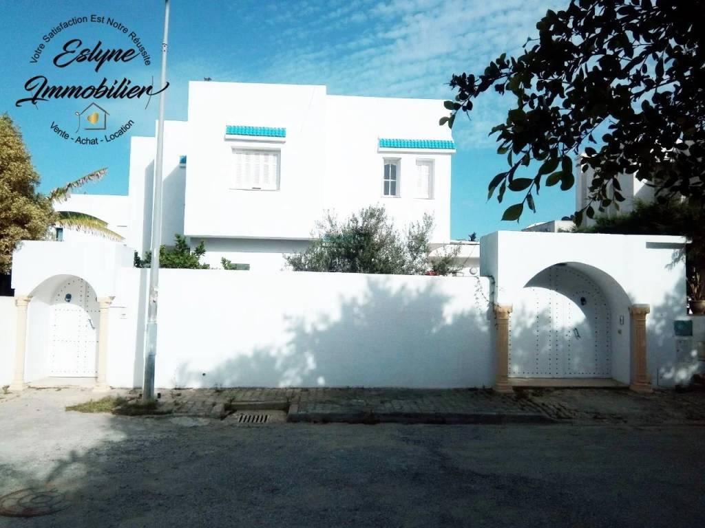 Sublime Villa dédiée à la location saisonnière à Hammamet